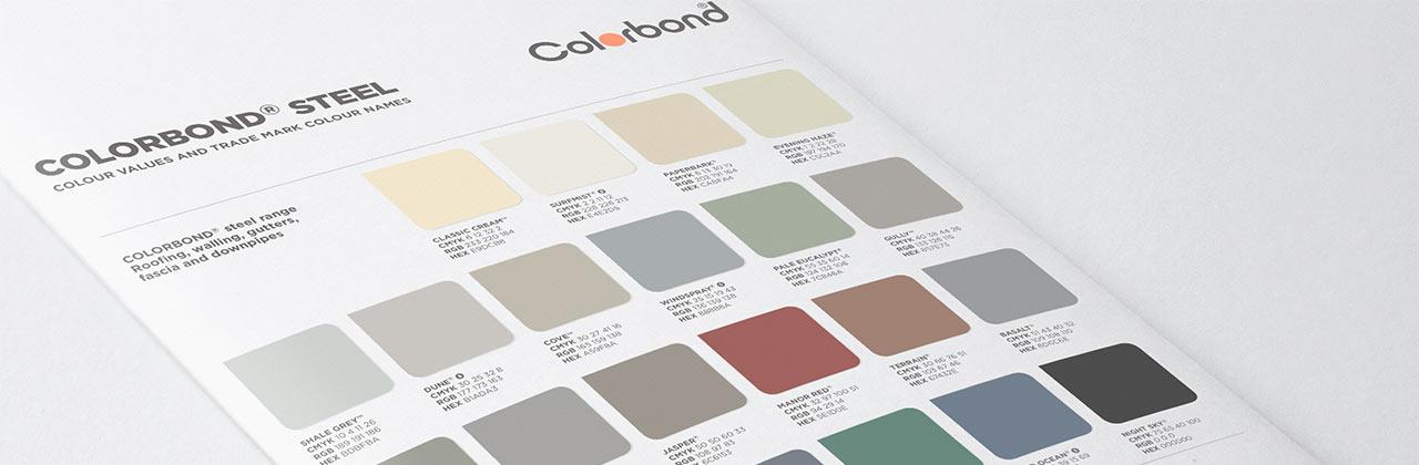colourbond